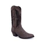 Compra en Noel Western Boots estas Botas Sendra Moda para mujer de serraje gris y negro con águila 5514 con envíos gratis a la península clave 54885 - __[GALLERYITEM]__