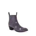 Compra en Noel Western Boots estos Botines Sendra moda para mujer en serraje gris con estrellas plateadas modelo 13698 con envíos gratis a la península clave 54889 - __[GALLERYITEM]__