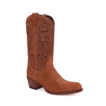 Compra en Noel Western Boots estas Botas Sendra moda para mujer en serraje marron con caña perforada modelo 14283 con envíos gratis a la península clave 54900 - __[GALLERYITEM]__