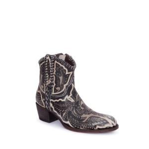 Compra en Noel Western Boots estos Botines Sendra moda de mujer de cuero negro modelo 13409 con envíos gratis a la península clave 54907