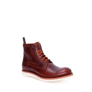 Compra en Noel Western Boots estos Botines Sendra Moda para hombre de cuero marrón cordones suela de goma modelo 14472 con envíos gratis a la península clave 54914
