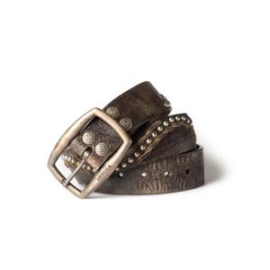 Compra en Noel Western Boots este cinturón Sendra Western de cuero marrón modelo 5000 con envíos gratis a la península 55071