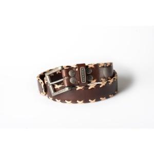 Compra en Noel Western Boots este cinturón Sendra Western de cuero marrón modelo 7336 con envíos gratis a la península 55223
