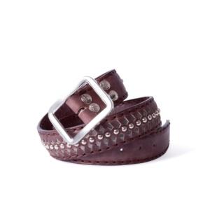 Compra en Noel Western Boots este cinturón Sendra Western en cuero olimpia café modelo 511 con envíos gratis a la península 55849