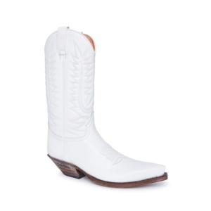 Compra en Noel Western Boots estas botas Sendra Western para Mujer en cuero blanco modelo 14822 horma Cuervo con envíos gratis a península clave 61154