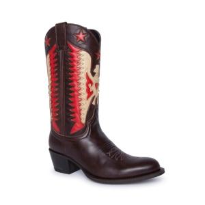 Compra en Noel Western Boots estas Botas Sendra 14144 Western para mujer en tonos marrones con envíos gratis a la península 61167