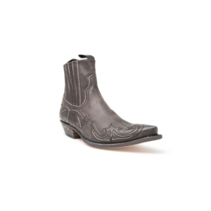 Compra en Noel Western Boots estos Botines Sendra Western para hombre de cuero antracita 4660 con envíos gratis a la península clave 7733