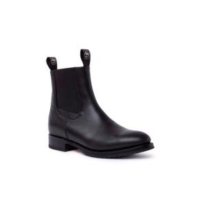 Compra en Noel Western Boots estos Botines Sendra Moda para hombre de cuero negro modelo 96 envíos gratis a península 801