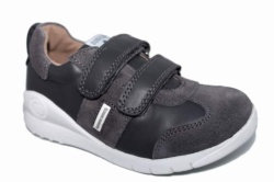 ZAPATILLAS BIOMECANICS ANTRACITA Y GRIS MARENGO