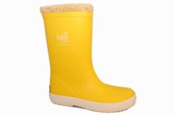 Botas de agua Igor splash amarillo rellenas de borreguito w10207-008