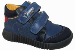 Botas pablosky azul negro niño 039642 - Mysweetstep