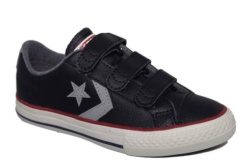 ZAPATILLAS CONVERSE JUNIOR STAR PLAYER EV 3V OX BLACK - Ítem