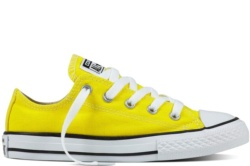 ZAPATILLAS CONVERSE YOUTH CHUCK TAYLOR ALL STAR OX FRESH COLORS YELLOW-AMARILLO SP17