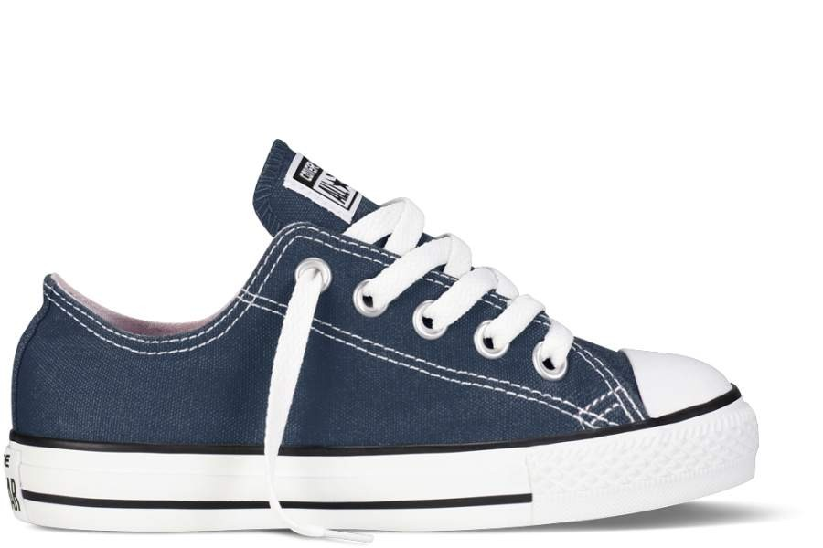 ZAPATILLAS CONVERSE YOUTH CHUCK TAYLOR ALL STAR OX CLASSIC COLORS NAVY-AZUL SP18
