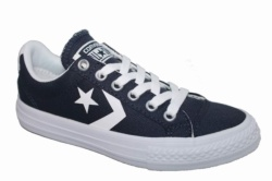 ZAPATILLAS CONVERSE JUNIOR STAR PLAYER EV OX NAVY-AZUL SP17