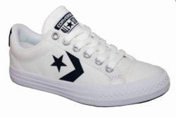 ZAPATILLAS CONVERSE JUNIOR STAR PLAYER EV OX WHITE-BLANCA SP17