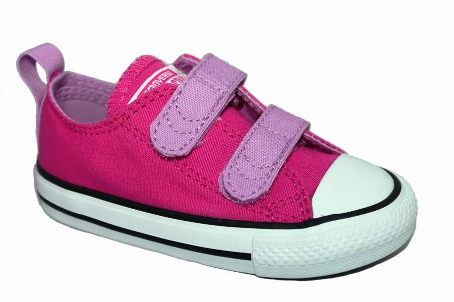 zapatillas converse niña velcro