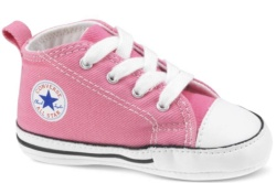 ZAPATILLAS CONVERSE FIRST STAR HI PINK CRB ROSA SP17