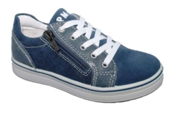 ZAPATILLAS PRIMIGI PAY JEANS AZUL