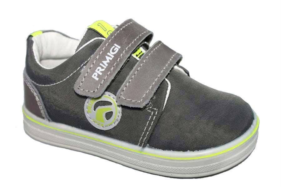 ZAPATILLAS PRIMIGI PBA GRIS ANTRACITA