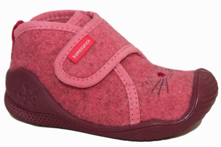 Zapatiillas de casa biomecanics rosa 191174-B | Mysweetstep