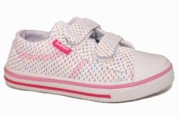 Zapatillas lois acuarela blanco y rosa 60024C395 | Mysweetstep