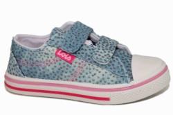 Zapatillas lois azul y rosa 60024C066 | Mysweetstep - Ítem