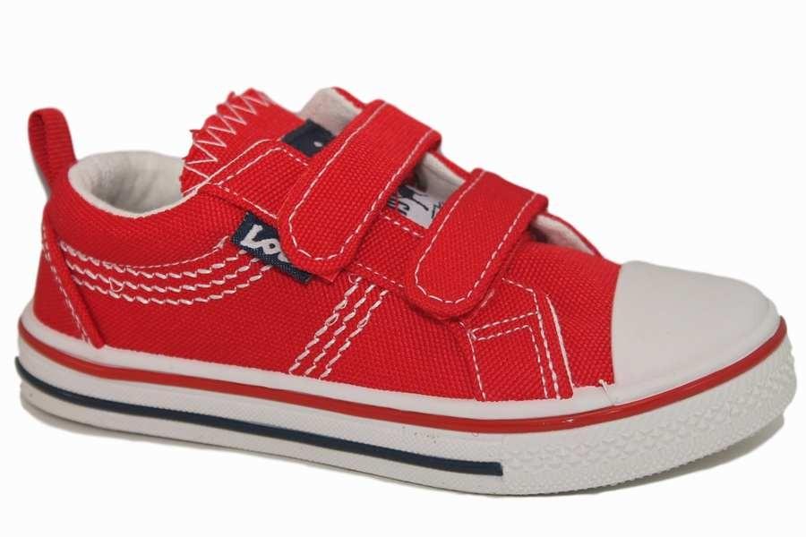 Zapatillas lois rojo 60024C130 | Mysweetstep