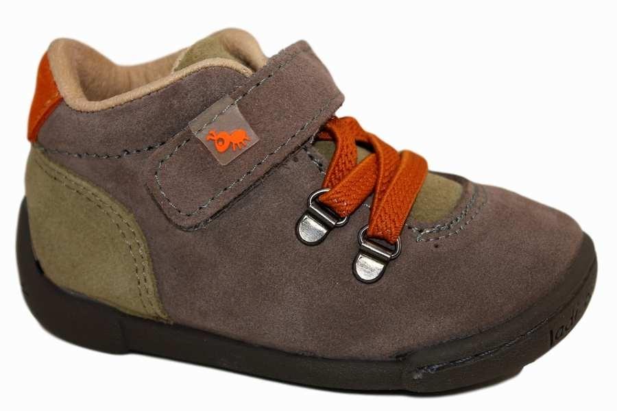 Zapatos Vulladi gris plomo y oliva 9775-070   Mysweetstep
