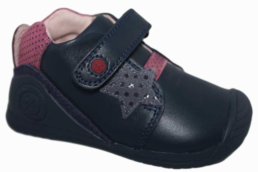 Zapatos biomecanics azul marino 181139a Mysweetstep