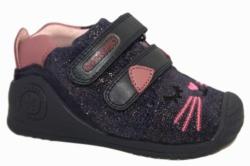 Zapatos biomecanics azul marino 191135-A | Mysweetstep