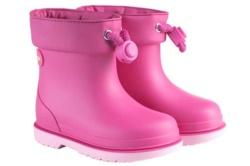 botas de agua Igor Bimbi bicolor fucsia w10211-007