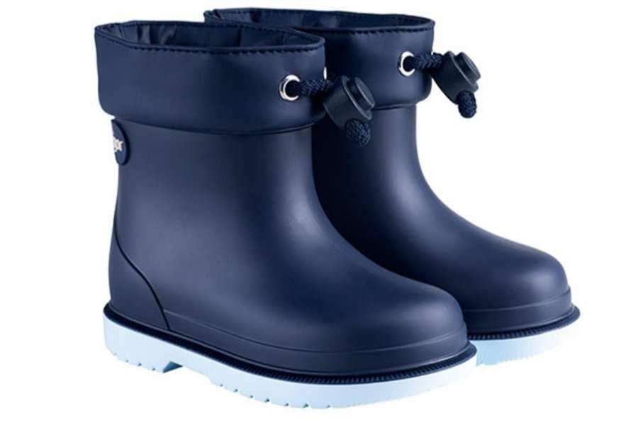 botas de agua Igor Bimbi bicolor marino w10211-003
