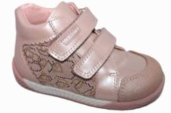 botas pablosky niña charol rosa perla 036689 - Mysweetstep
