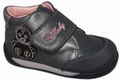 botas pablosky niña gris acero 036150 - Mysweetstep