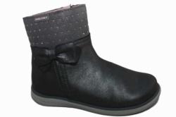 botas pablosky niña gris acero 041550 - Mysweetstep