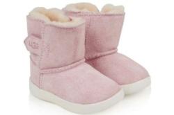 botas ugg keelan sparkle baby pink 1094494t - Mysweetstep - Ítem