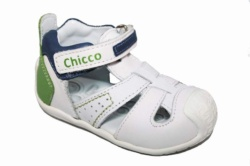 SANDALIAS CHICCO GIANNI 57453-300 BLANCO