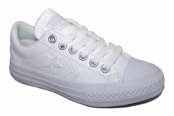 ZAPATILLAS CONVERSE JUNIOR STAR PLAYER EV OX WHITE