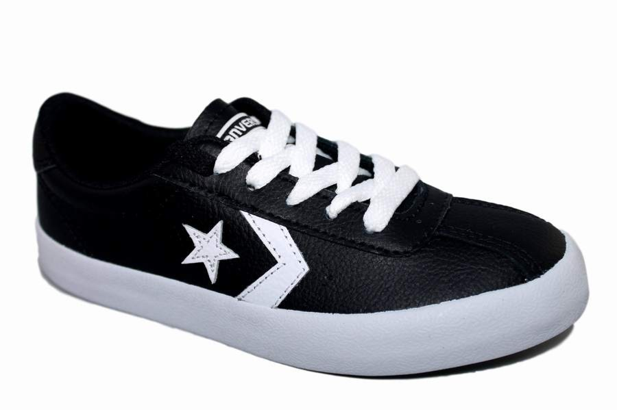 ZAPATILLAS CONVERSE JUNIOR BREAKPOINT OX BLACK/WHITE