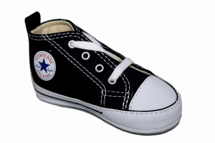 ZAPATILLAS CONVERSE FIRST STAR HI BLACK
