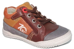 ZAPATILLAS KICKERS JINJANG MARRON - Ítem