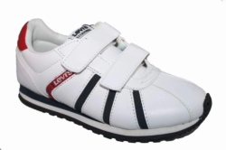 ZAPATILLAS LEVIS ALMAYER LEATHER BLANCO