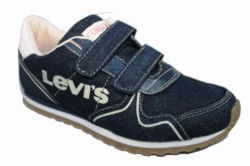 ZAPATILLAS LEVIS ORIGINAL STANDFORD BLUE DENIM