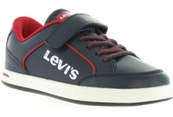 ZAPATILLAS LEVIS CHICAGO VELCRO NAVY