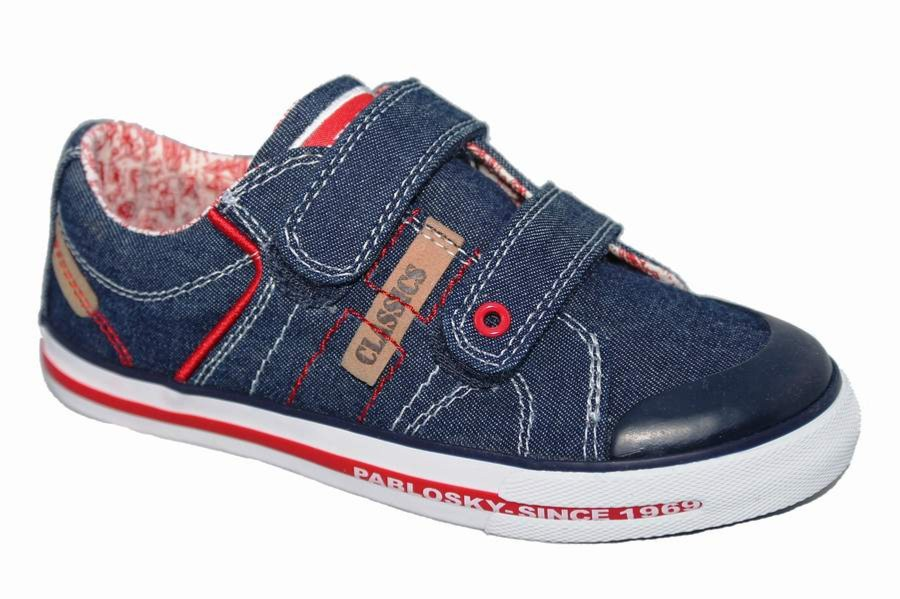 ZAPATILLAS PABLOSKY LONA DENIM JEANS