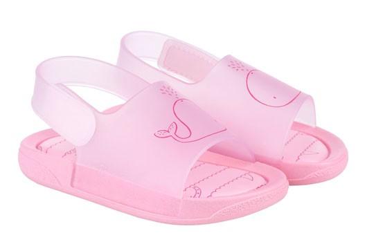 sandalias igor baby ballena rosa s10235-010   Mysweetstep
