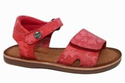 sandalias kickers divimoi rosa serpiente | Mysweetstep
