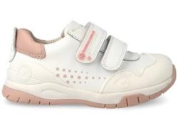 zapatillas biomecanics blanco y rosa 182195c Mysweetstep