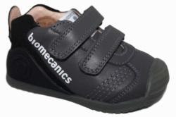 zapatillas biomecanics gris antracita 181153-a Mysweetstep